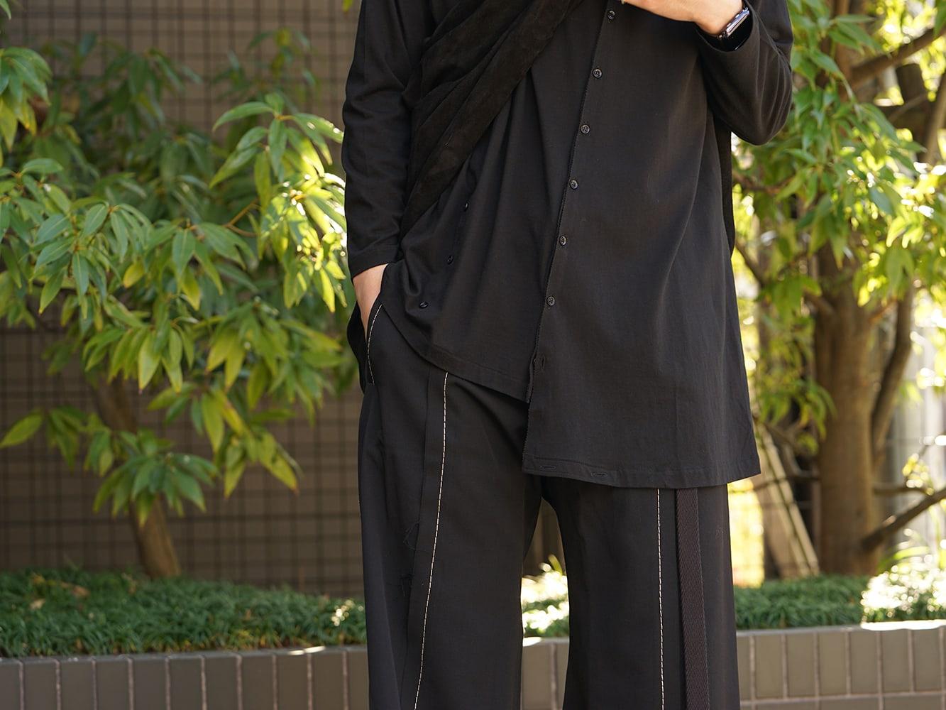Yohji Yamamoto x B YY 19SS Simple Style 07