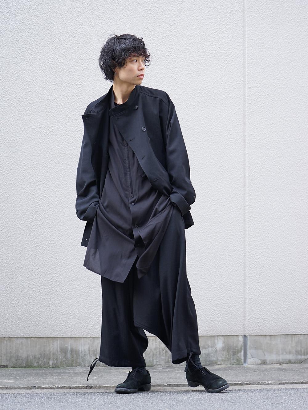 Yohji Yamamoto 2019 Spring Summer New Arrival