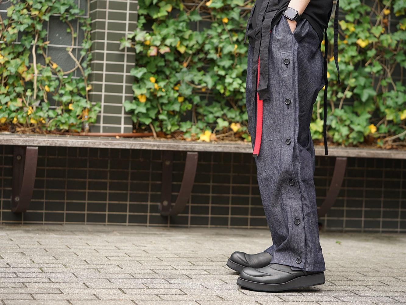 B Yohji Yamamoto 19SS Hang loop stop T-shirts Style 09