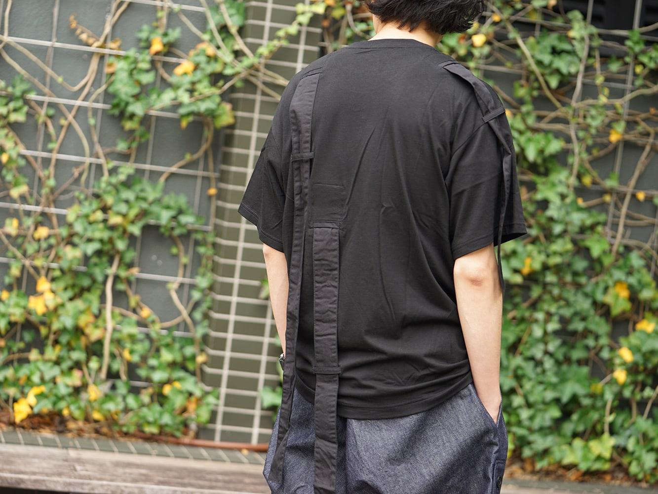 B Yohji Yamamoto 19SS Hang loop stop T-shirts Style 07