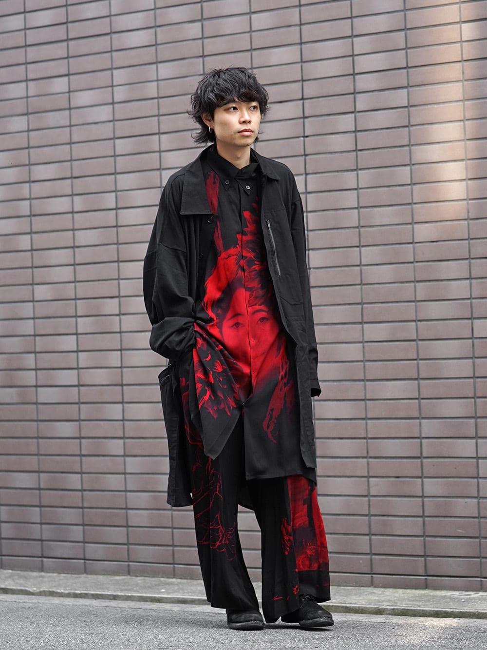 Yohji Yamamoto 19SS 5th Delivery !! - 1-017