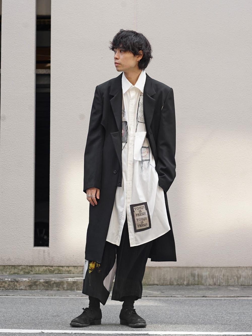 Yohji Yamamoto 19SS 5th Delivery !! - 1-018