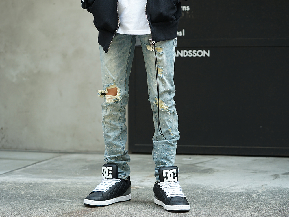 CAVIALE 2019SS Spring color Street style - 3-001