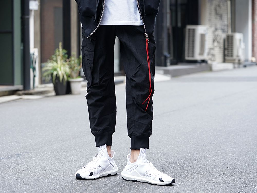 CAVIALE x Y-3 Monotone Mix Style - 3-001