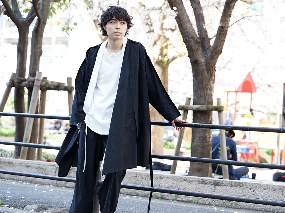 ZIGGY CHEN x B Yohji Yamamoto Japonism Style - 1-000