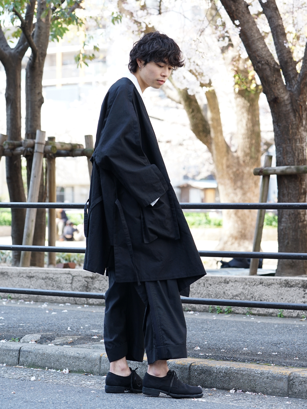 ZIGGY CHEN x B Yohji Yamamoto Japonism Style - 1-002