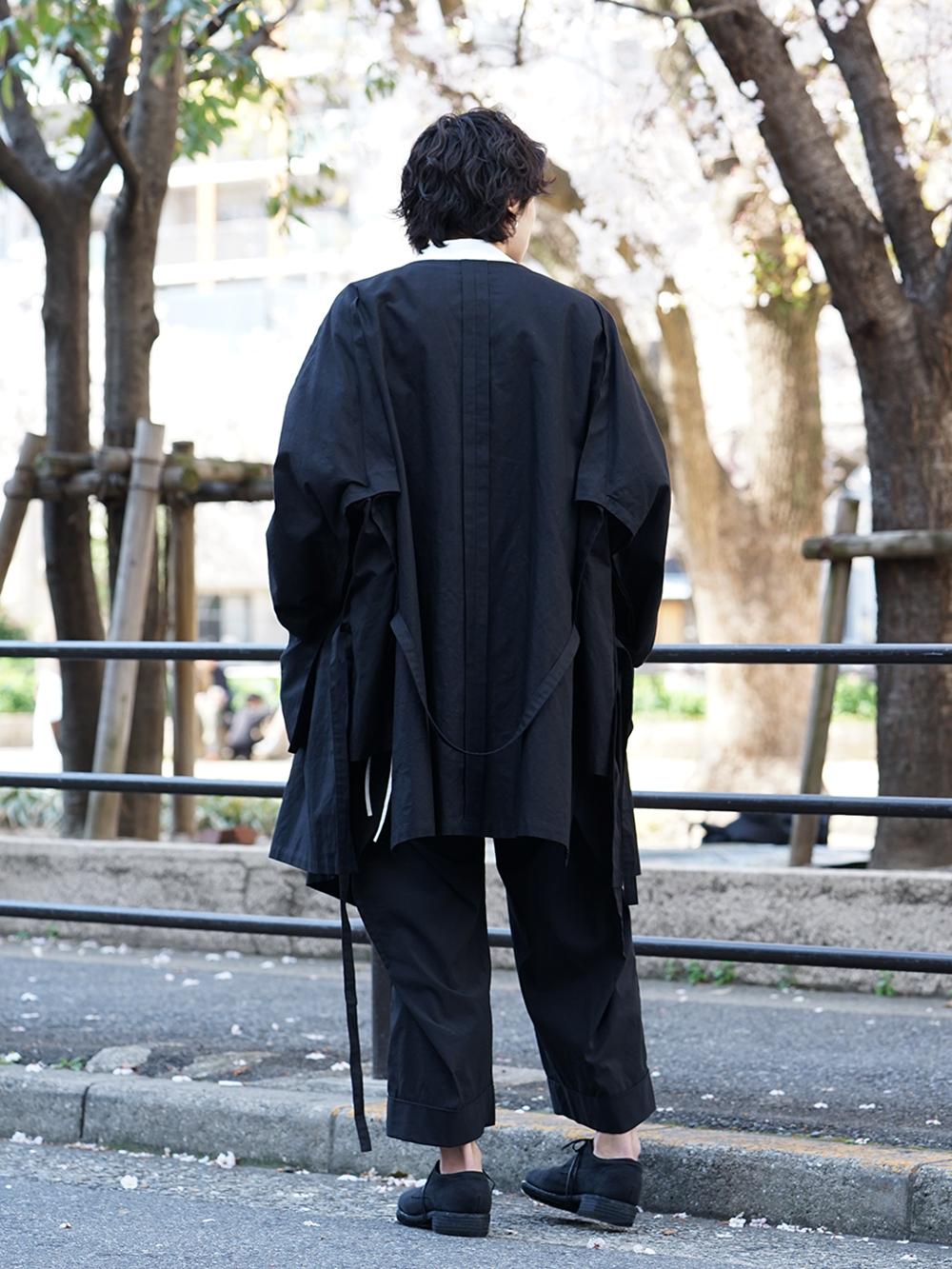 ZIGGY CHEN x B Yohji Yamamoto Japonism Style - 1-003