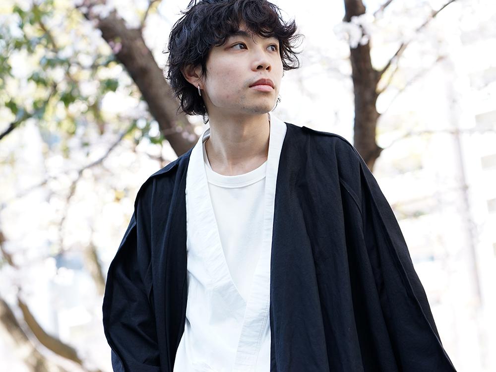 ZIGGY CHEN x B Yohji Yamamoto Japonism Style - 2-001