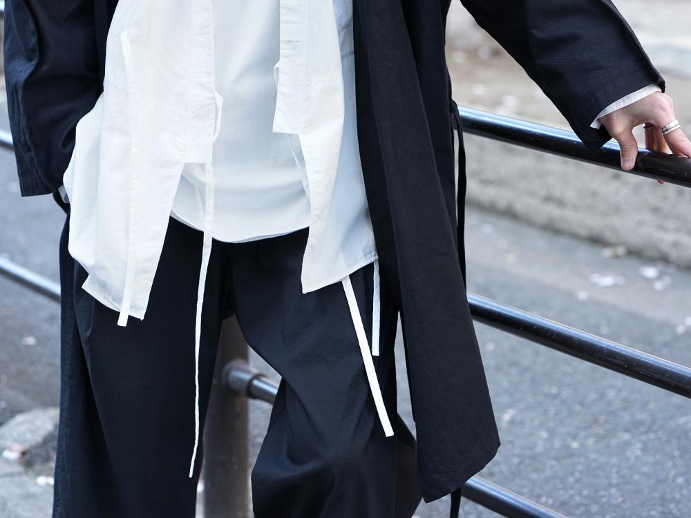 ZIGGY CHEN x B Yohji Yamamoto Japonism Style - 2-003