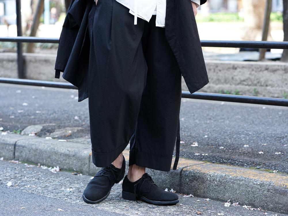 ZIGGY CHEN x B Yohji Yamamoto Japonism Style - 3-002