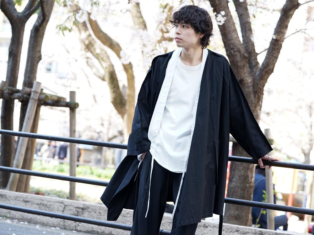 ZIGGY CHEN x B Yohji Yamamoto Japonism Style - 3-004
