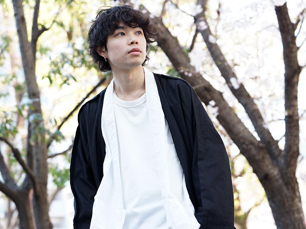 ZIGGY CHEN x B Yohji Yamamoto Japonism Style - 4-001