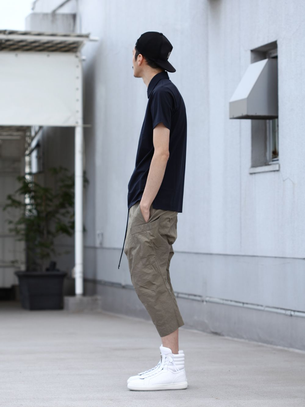 .LOGY kyoto 19SS [ RIPVANWINKLE × ATTACHMENT ] Brand Mix Style! - 4-002