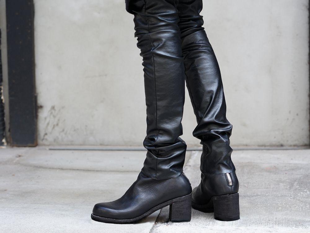 DRKSHDW x FAGASSENT 19SS Black elegant Style - 3-003