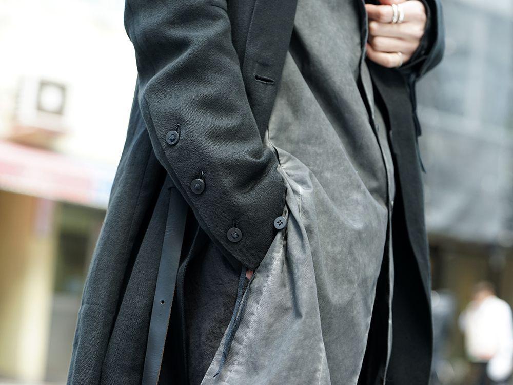 D.hygen[SADDAM TEISSY] 19SS cool black style - 2-001