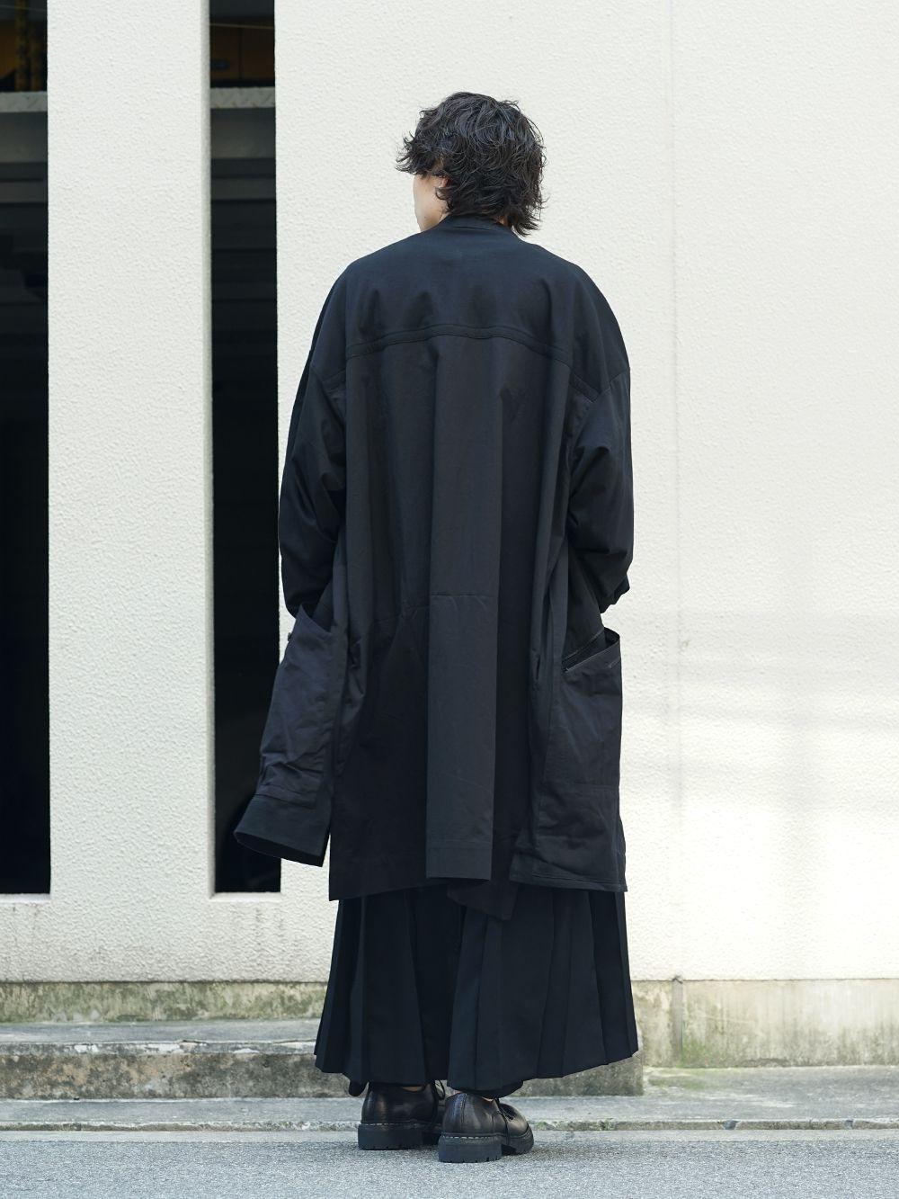 Yohji Yamamoto x B YY All Black Style - 1-003