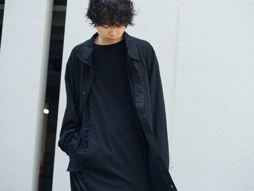 Yohji Yamamoto x B YY All Black Style - 2-001