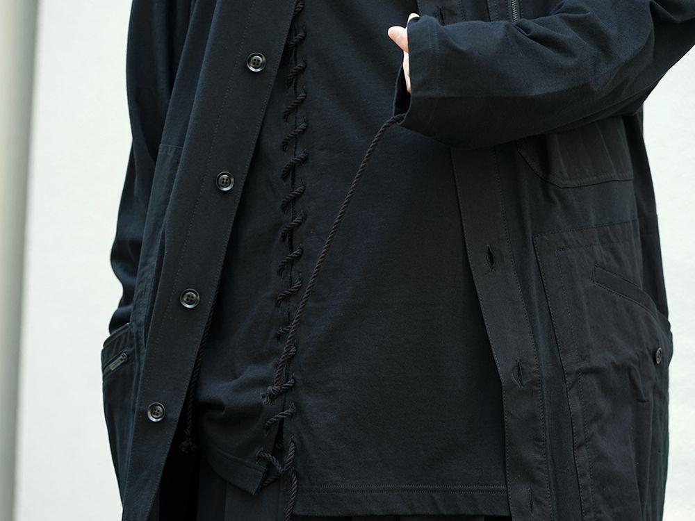 Yohji Yamamoto x B YY All Black Style - 2-003