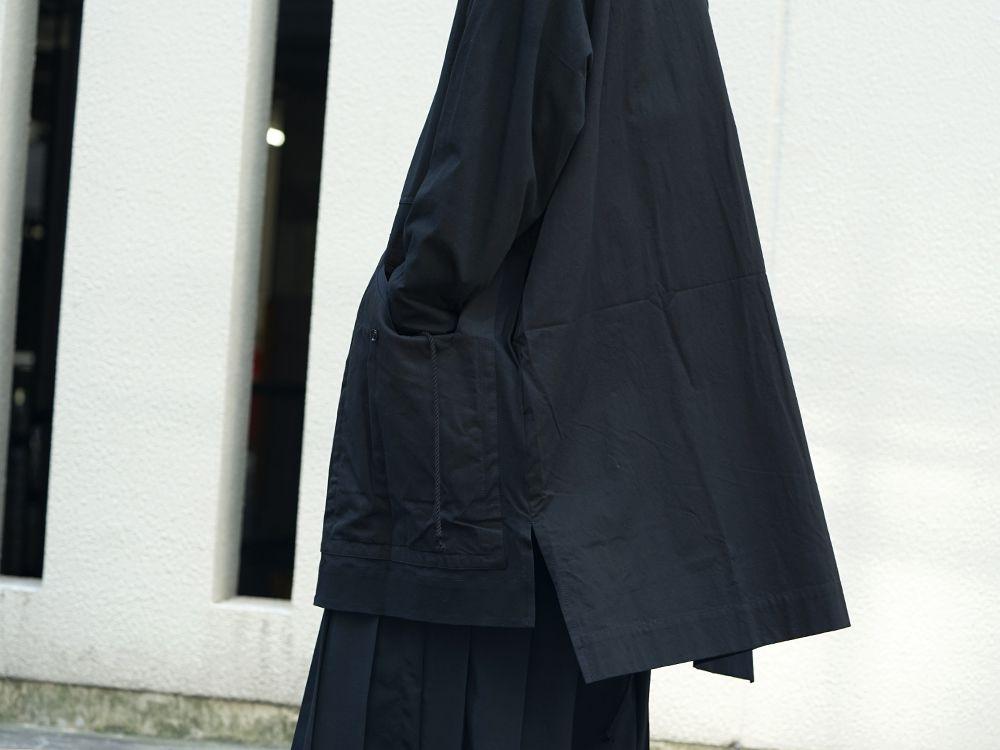 Yohji Yamamoto x B YY All Black Style - 2-004
