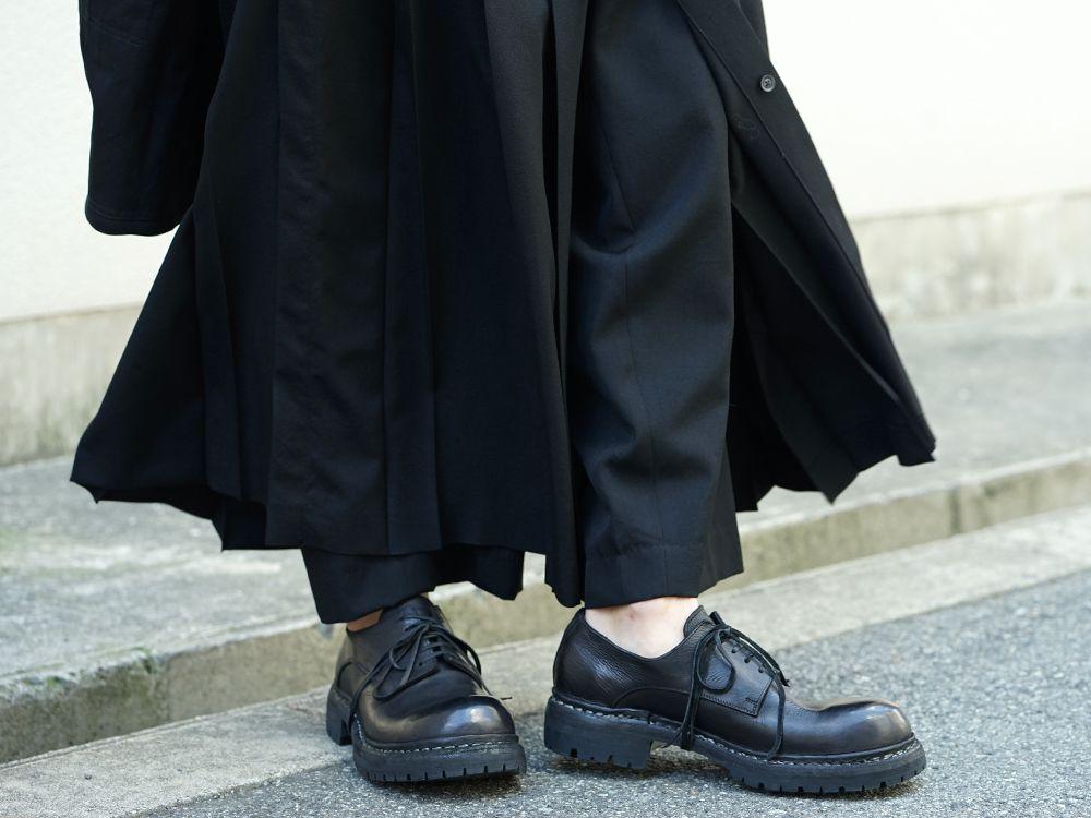 Yohji Yamamoto x B YY All Black Style - 3-003