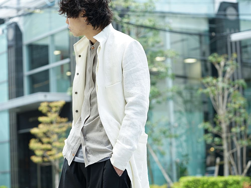 Hannibal x individual sentiments x ZIGGY CHEN 19SS Light color rustic style - 2-002