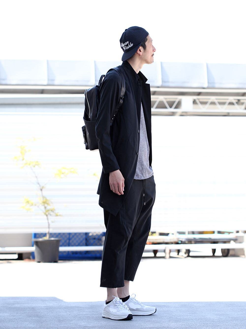 .LOGY kyoto 19SS [ CIVILIZED × RIPVANWINKLE ] Brand Mix Style! - 1-006