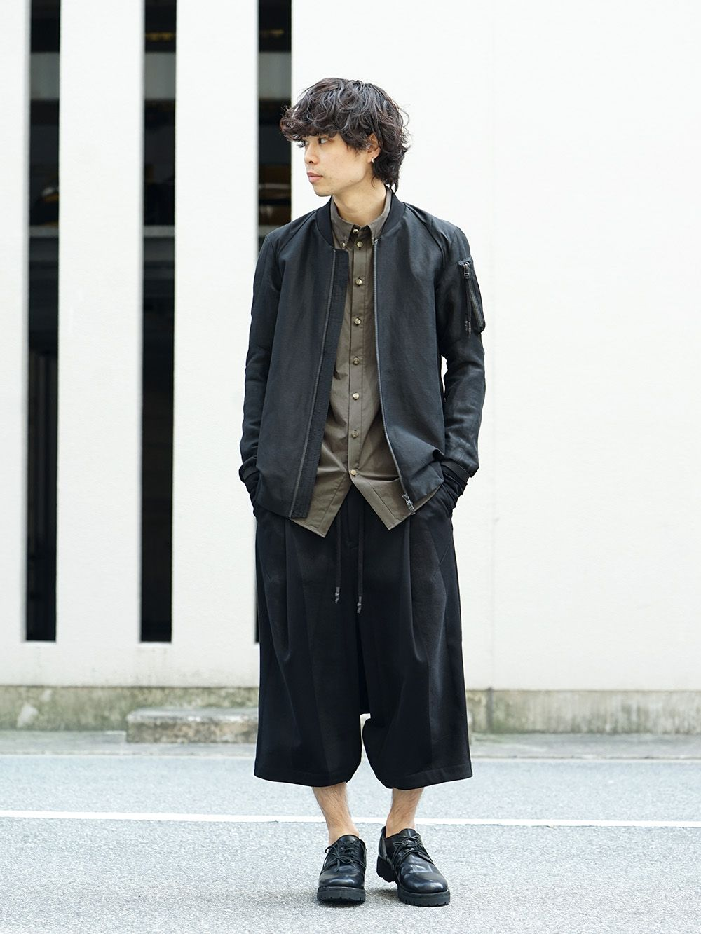 DEVOA 19SS COLLECTION IMMUTABLE COOL STYLE - 1-001