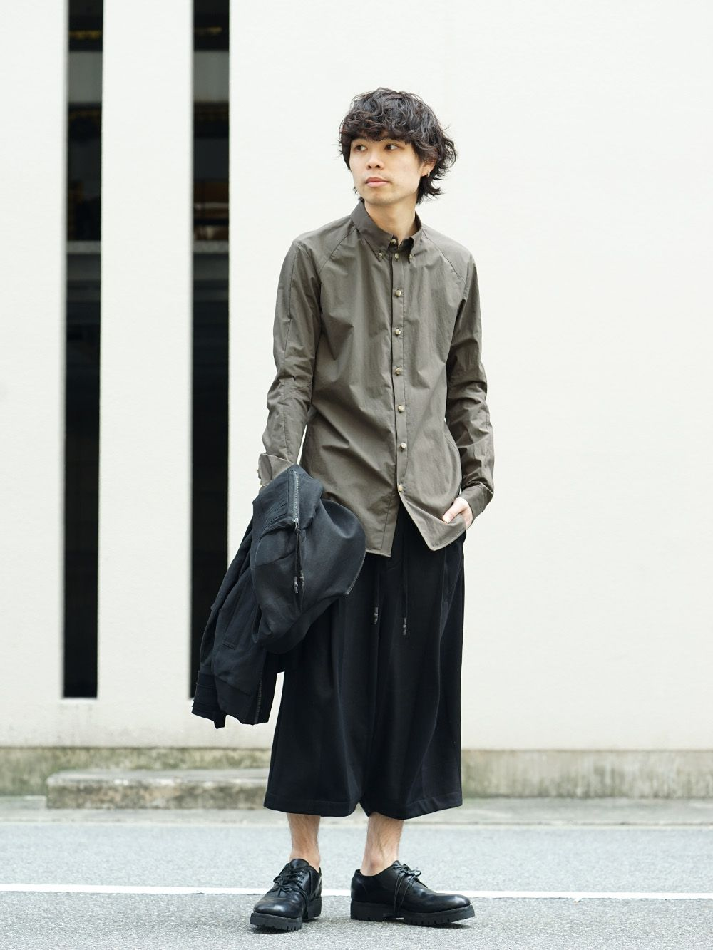 DEVOA 19SS COLLECTION IMMUTABLE COOL STYLE - 3-003