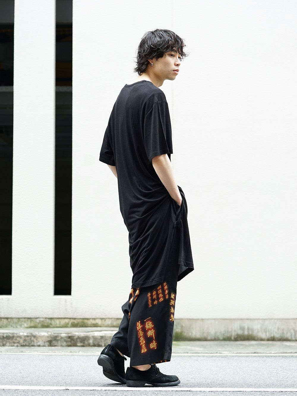 Ground Y × INNOCENCE collaboration item NEW ARRIVALS!! - 1-002