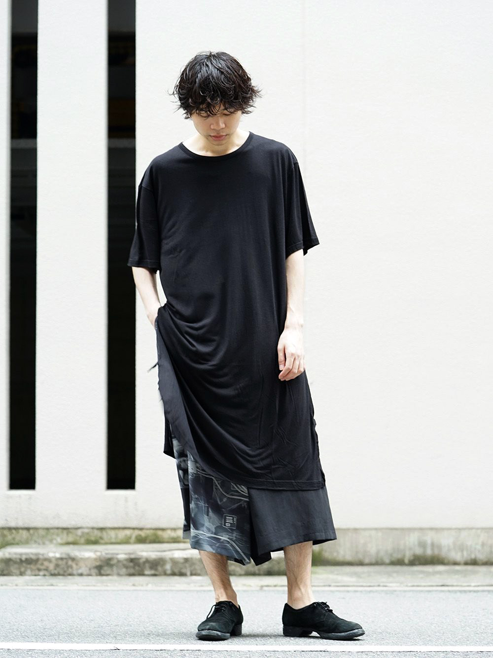 Ground Y × INNOCENCE collaboration item NEW ARRIVALS!! - 2-001