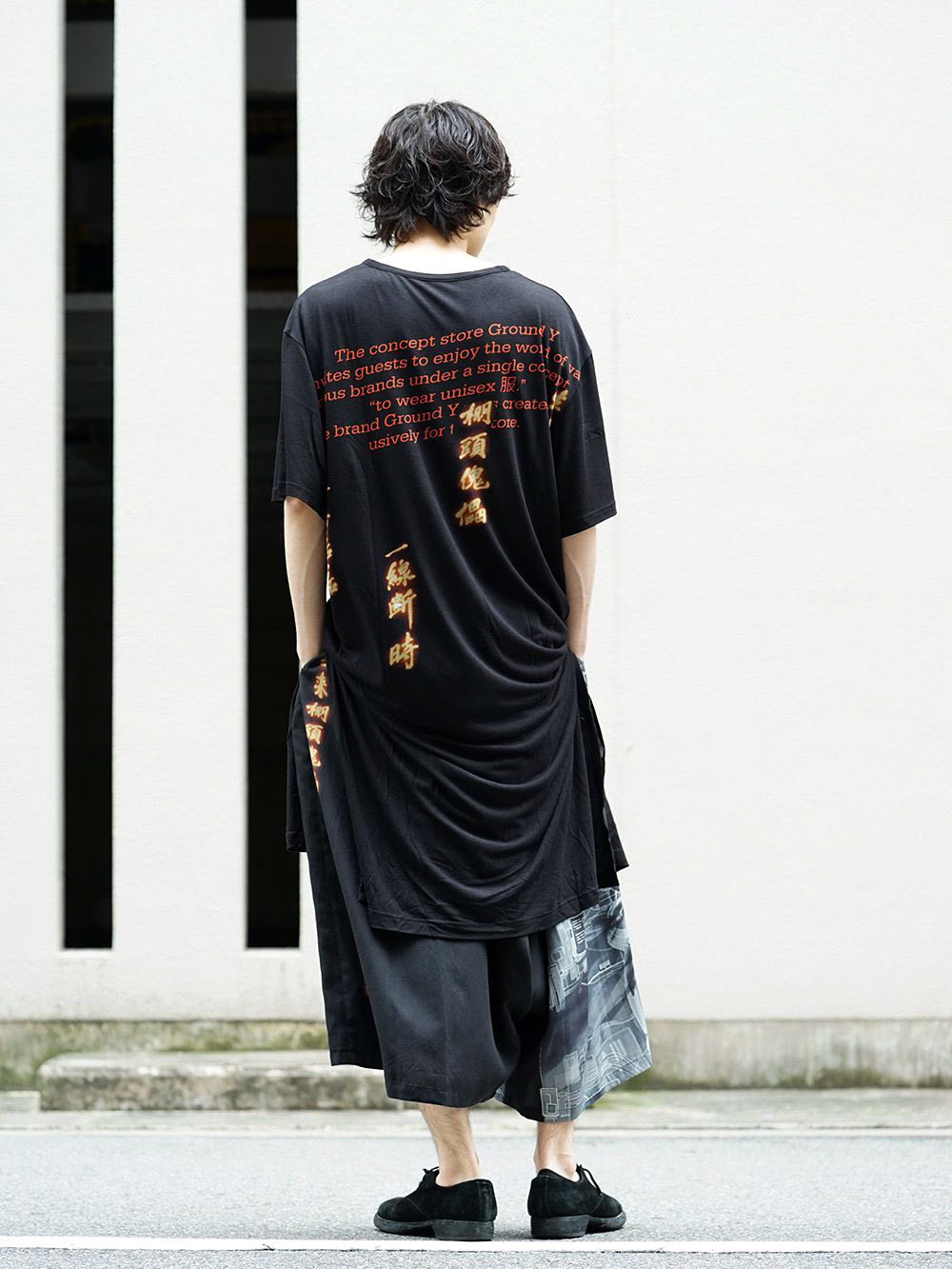 Ground Y × INNOCENCE collaboration item NEW ARRIVALS!! - 2-004