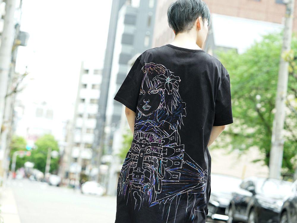 Ground Y x INNOCENCE Cut sewn & Sarouel pants Style - 2-001