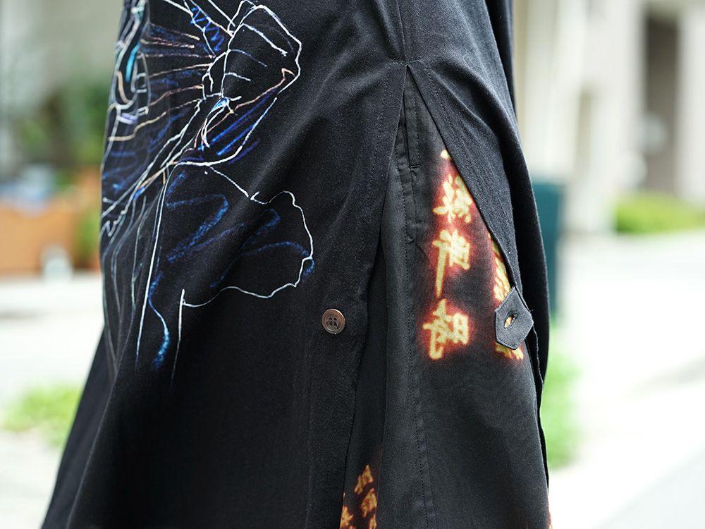 Ground Y x INNOCENCE Cut sewn & Sarouel pants Style - 2-005