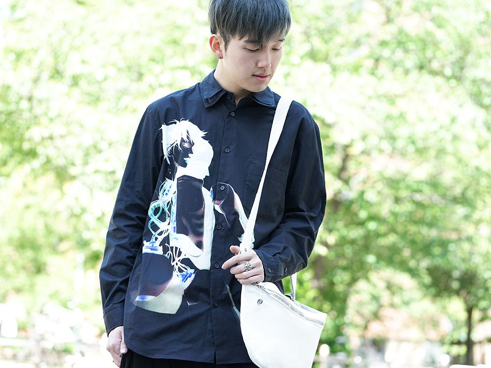 GroundY × INNOCENCE Android shirt style - 2-001