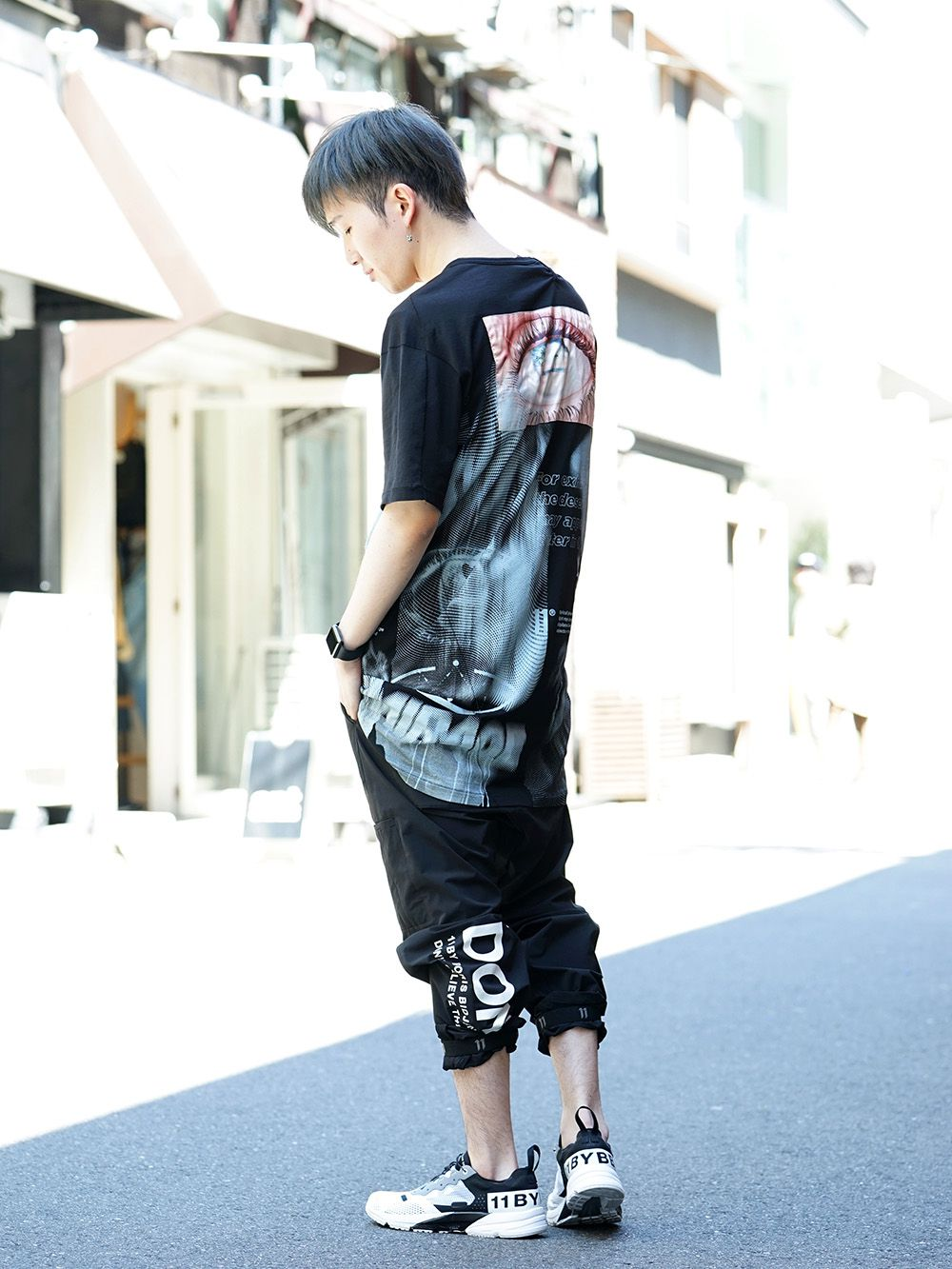 11 by Boris Bidjan Saberi 19SS Cut & Sewn Collection!! - 1-002