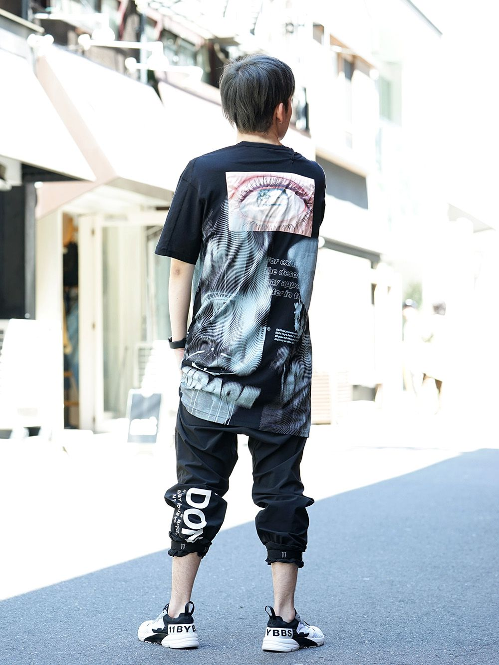11 by Boris Bidjan Saberi 19SS Cut & Sewn Collection!! - 1-003