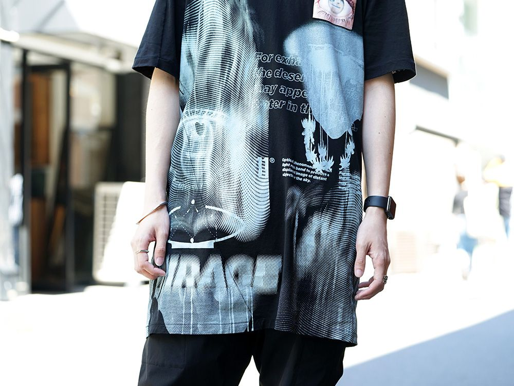 11 by Boris Bidjan Saberi 19SS Cut & Sewn Collection!! - 1-005