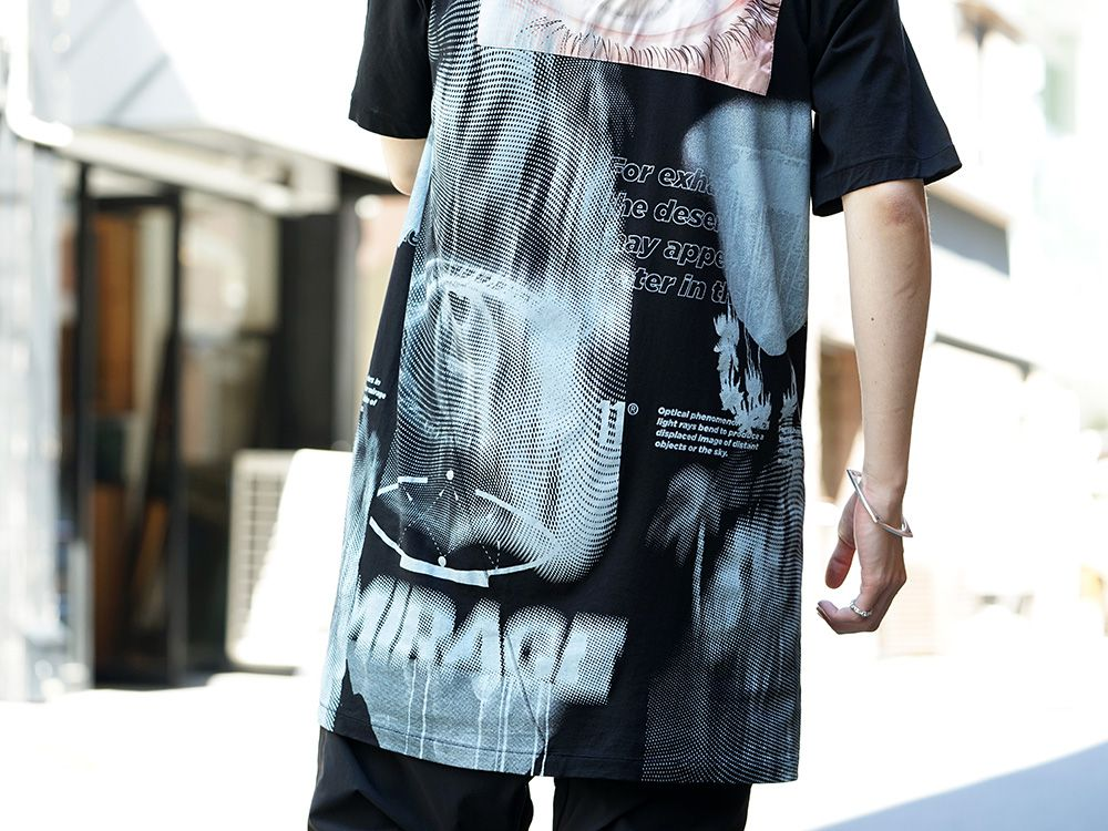 11 by Boris Bidjan Saberi 19SS Cut & Sewn Collection!! - 1-007