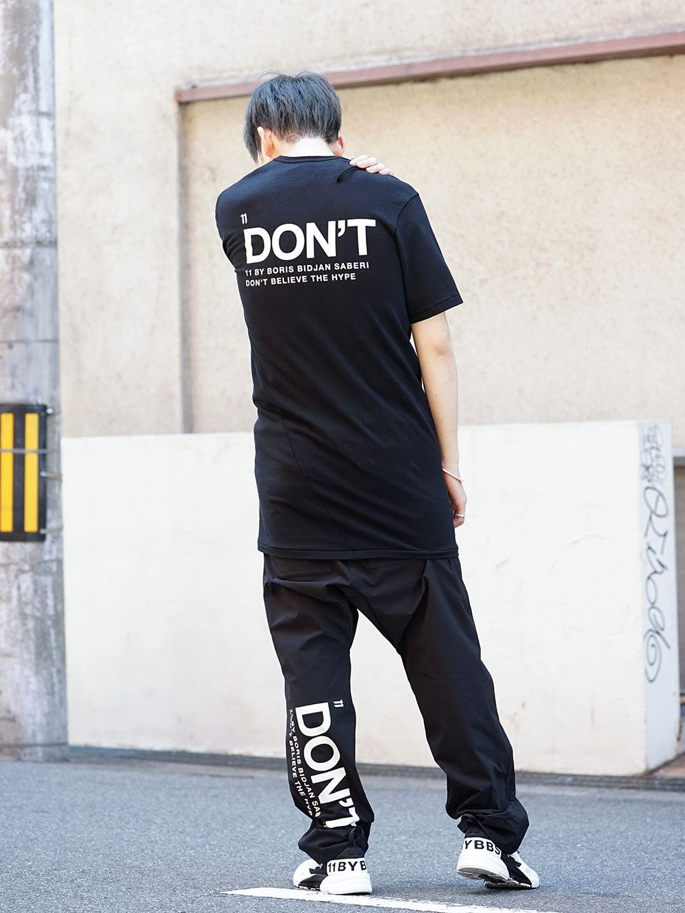 11 by Boris Bidjan Saberi 19SS Cut & Sewn Collection!! - 2-002
