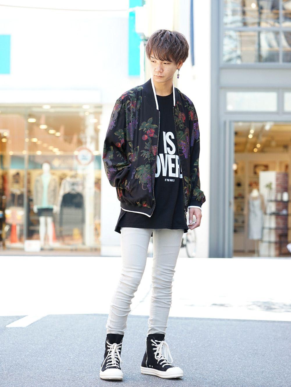 DBSS Spring Summer Blouson styling - 1-001