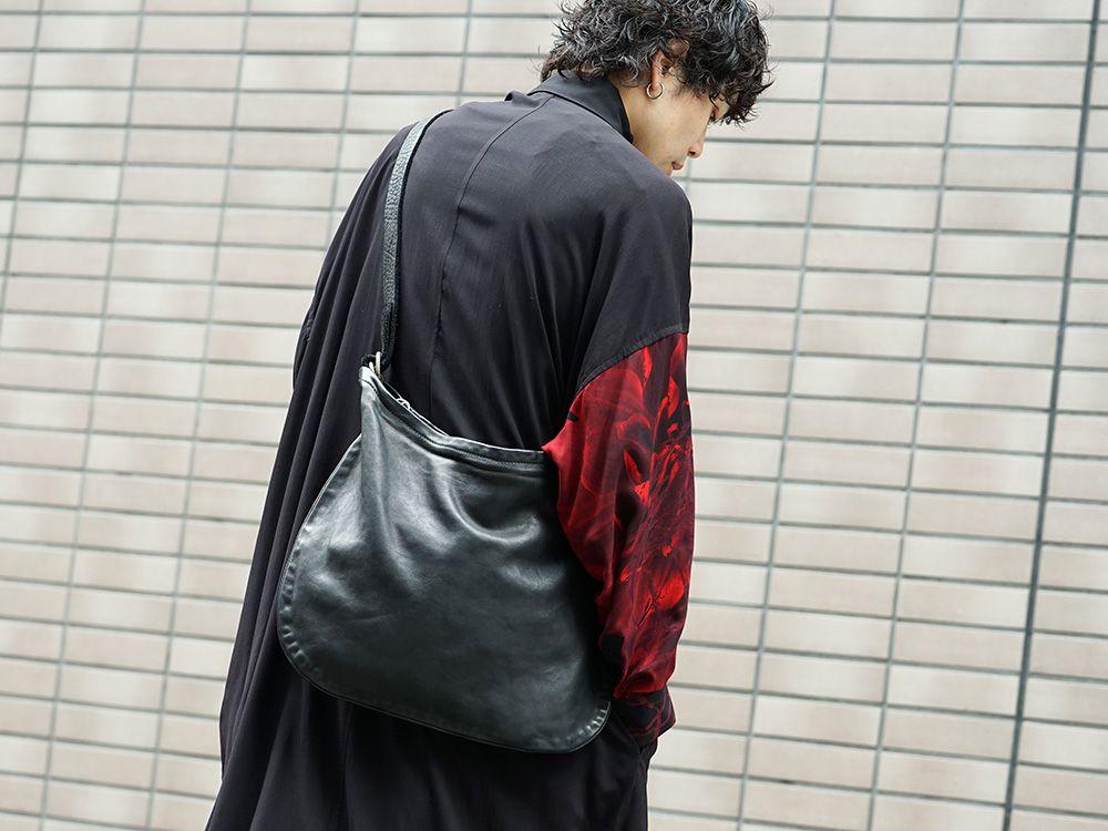 Yohji Yamamoto 19SS Red Print Blouse Style - 4-001