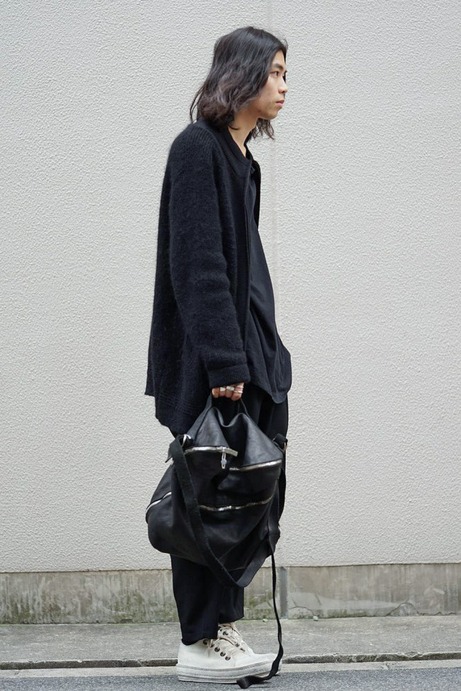Introduce the bag of GUIDI - 2-001