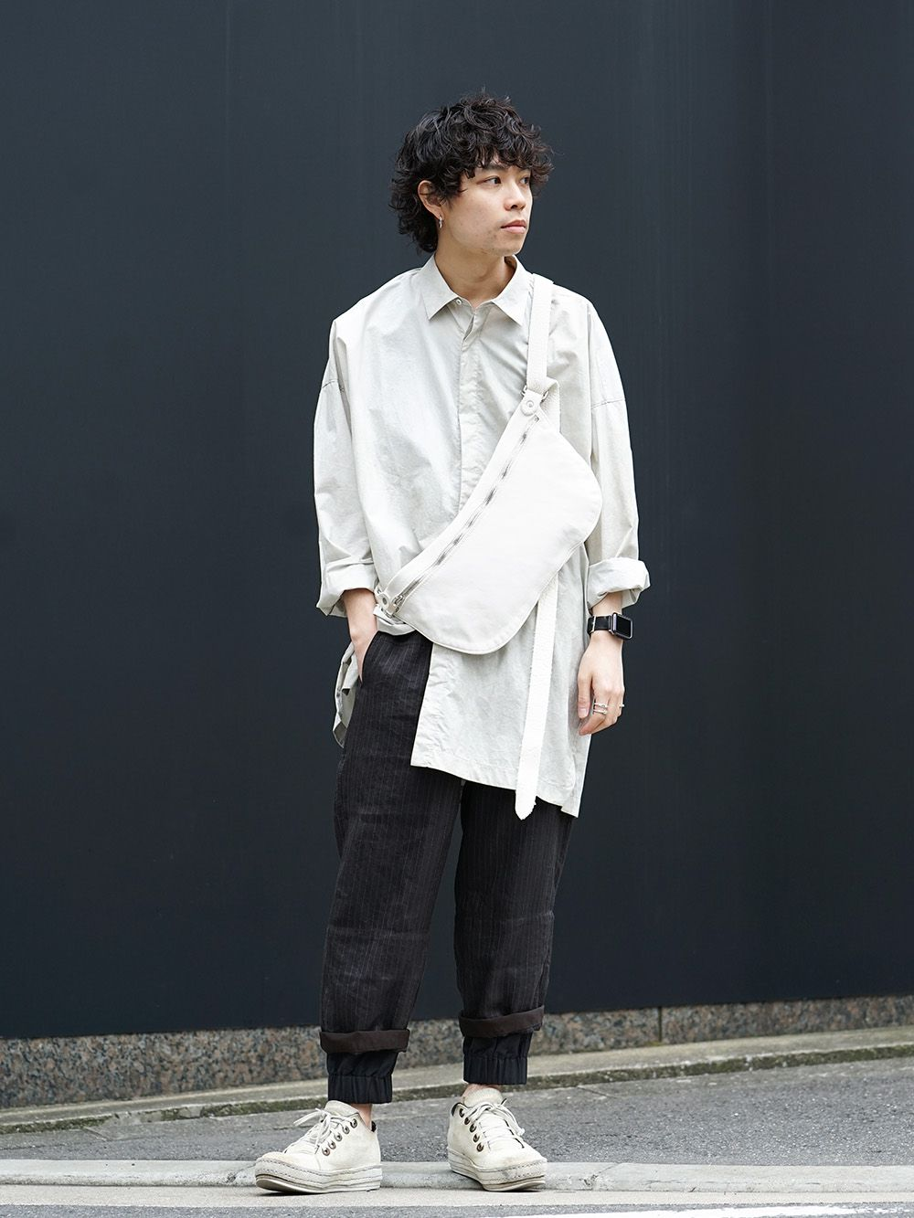 ZIGGY CHEN Relaxed Atmosphere Style - 1-001