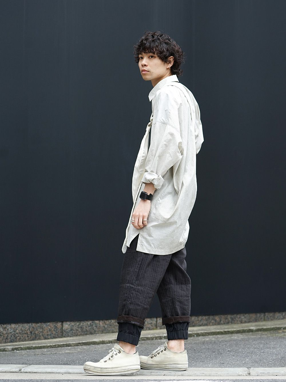 ZIGGY CHEN Relaxed Atmosphere Style - 1-003