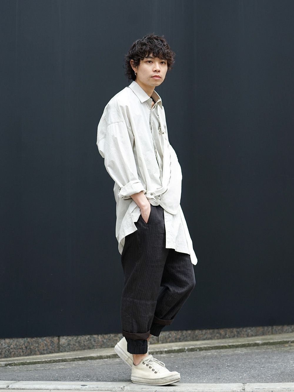 ZIGGY CHEN Relaxed Atmosphere Style - 3-005