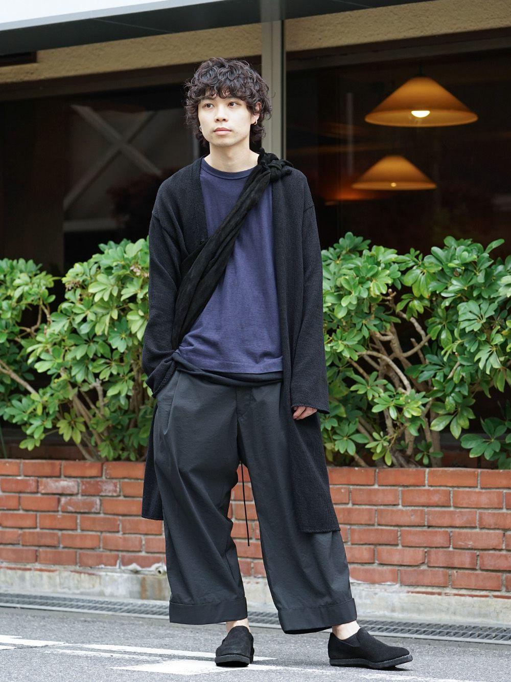 ZIGGY CHEN x Yohji Yamamoto SS19 Mix Style - 1-001