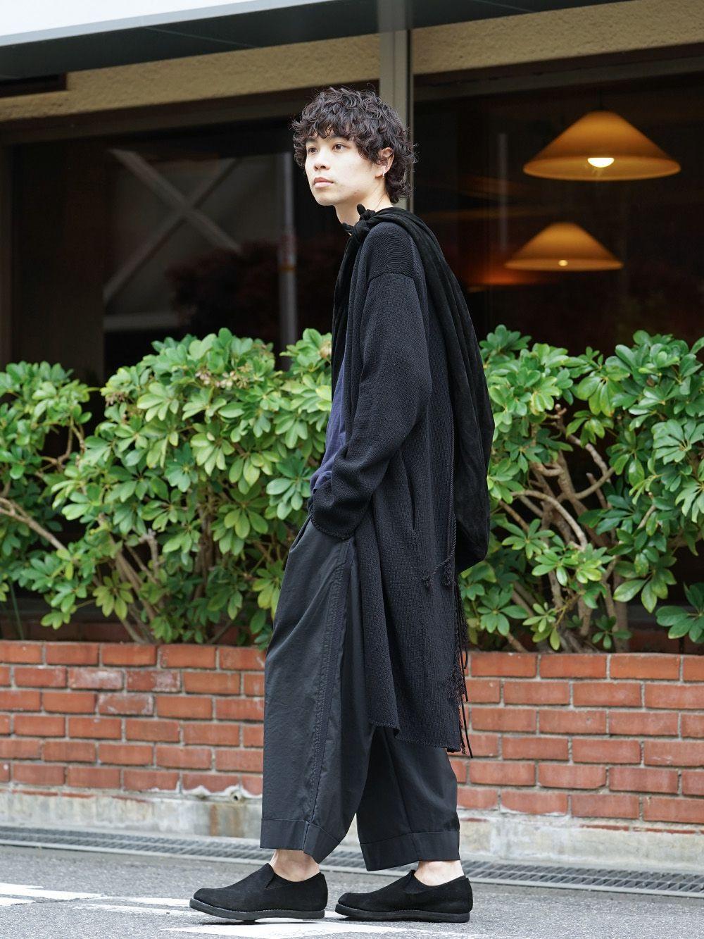 ZIGGY CHEN x Yohji Yamamoto SS19 Mix Style - 1-002