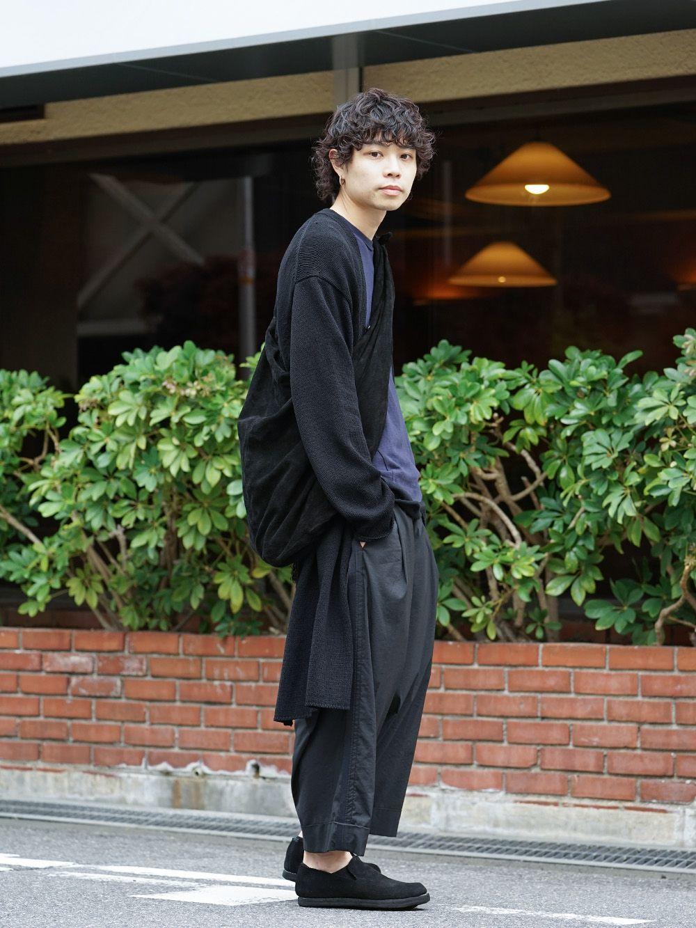 ZIGGY CHEN x Yohji Yamamoto SS19 Mix Style - 1-003