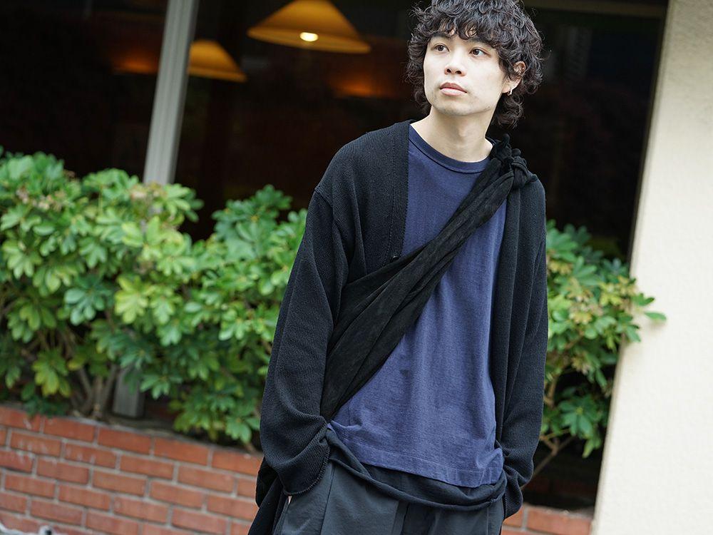 ZIGGY CHEN x Yohji Yamamoto SS19 Mix Style - 2-007