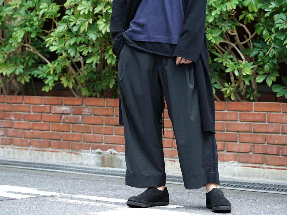 ZIGGY CHEN x Yohji Yamamoto SS19 Mix Style - 3-001